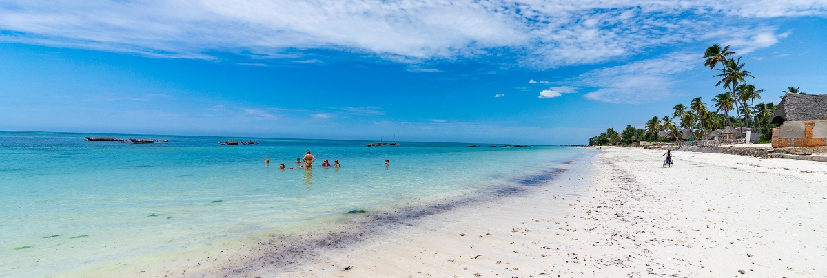 Sansibar Travel Strand
